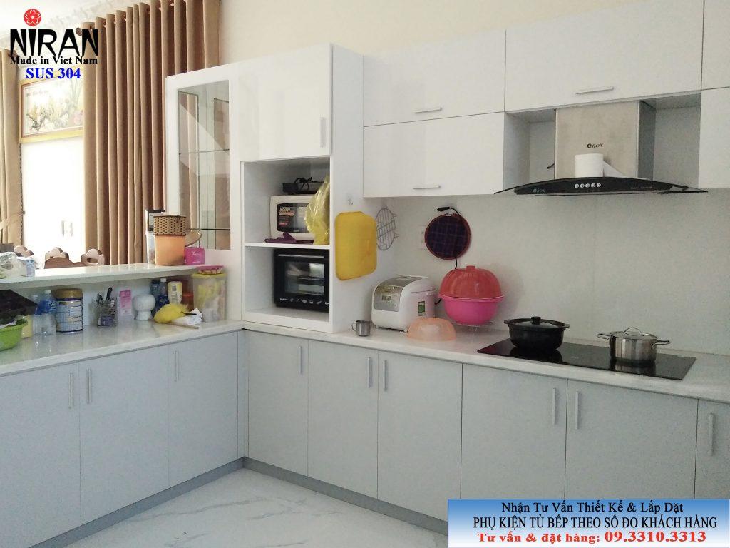 Phụ kiện tủ bếp tại Bình Thuận