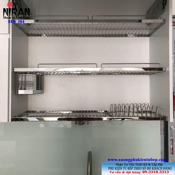 Kệ âm tủ 3 tầng Niran NR0108
