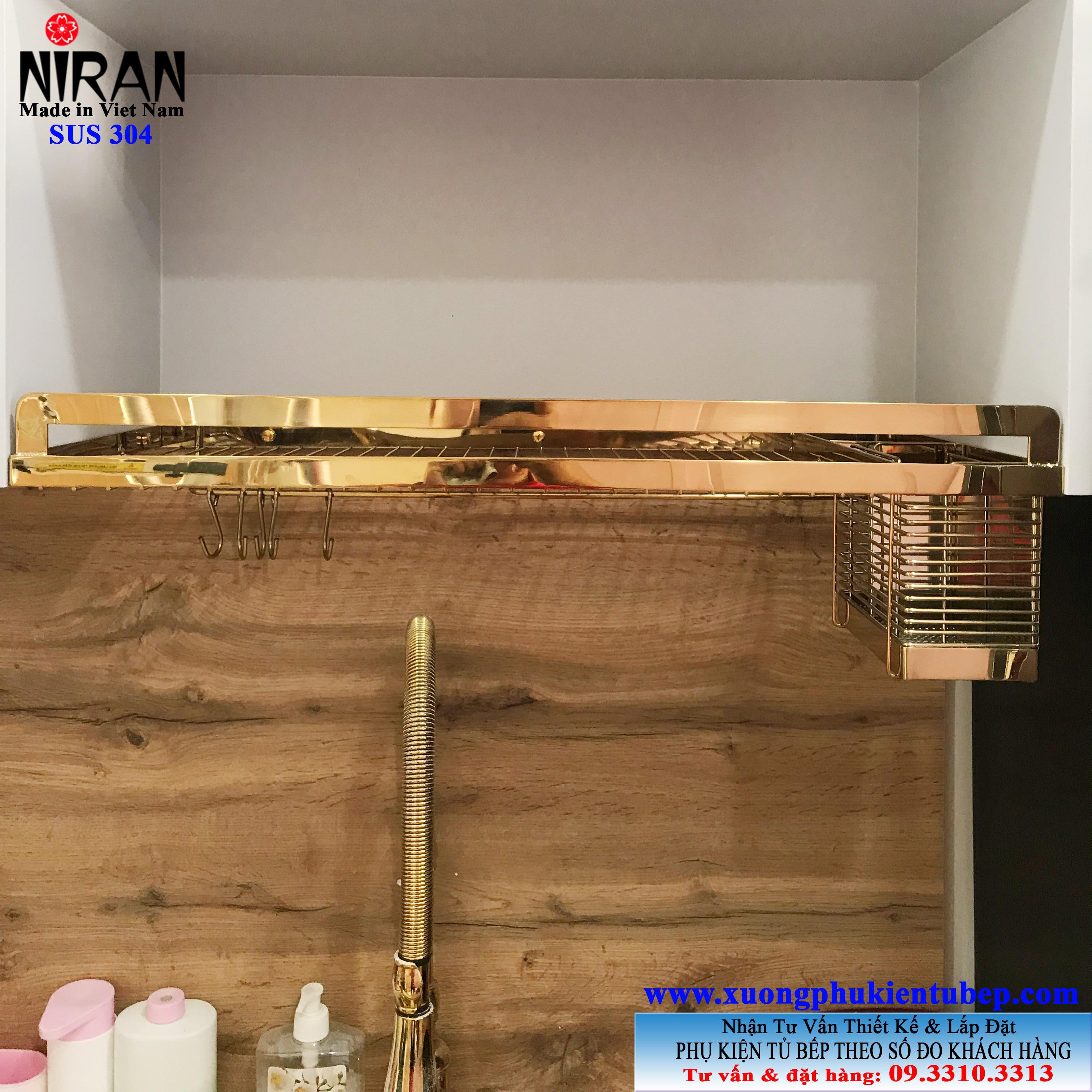 Ke chen dia 1 tang Gold Niran NR0112