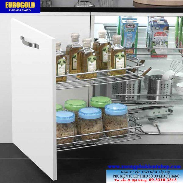 Giá liên hoàn EPS101 nan inox 304 EuroGold